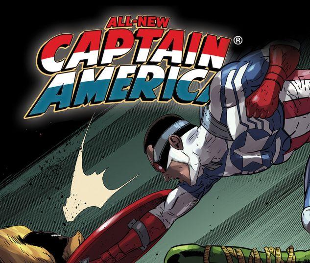 All-New Captain America: Fear Him Infinite Comic #6