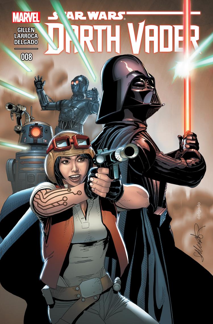 Darth Vader (2015) #8
