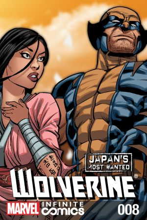 Wolverine: Japan's Most Wanted Infinite Comic (2013) #8