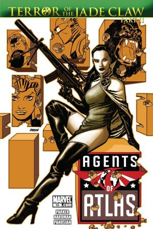 Agents of Atlas #10