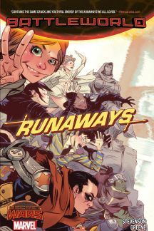 Runaways: Battleworld (Trade Paperback)