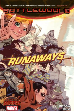 Runaways: Battleworld (Trade Paperback)