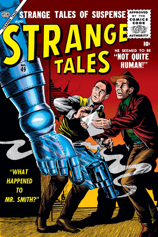 Strange Tales (1951) #49