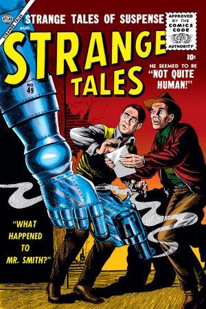 Strange Tales #49