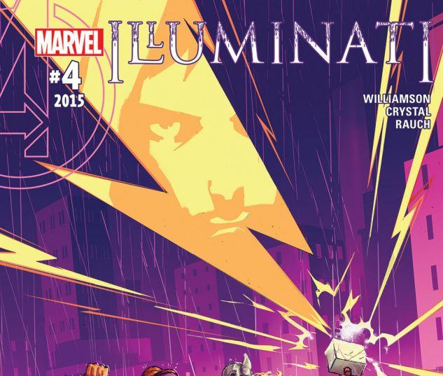 Illuminati (2015) #4