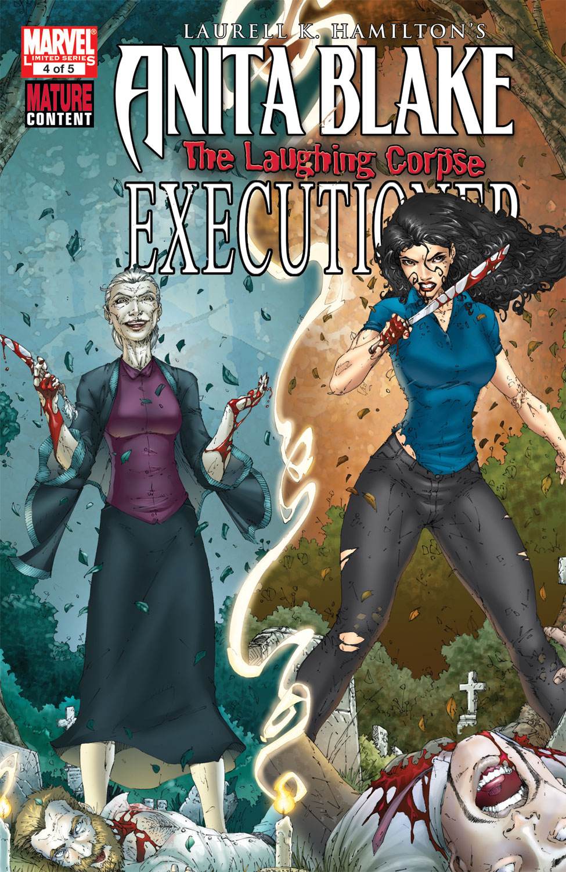 Anita Blake: The Laughing Corpse - Executioner (2009) #4