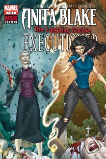 Anita Blake: The Laughing Corpse - Executioner #4