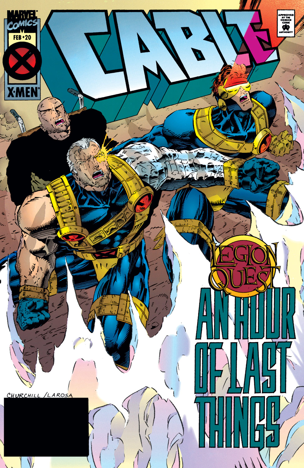 Cable (1993) #20