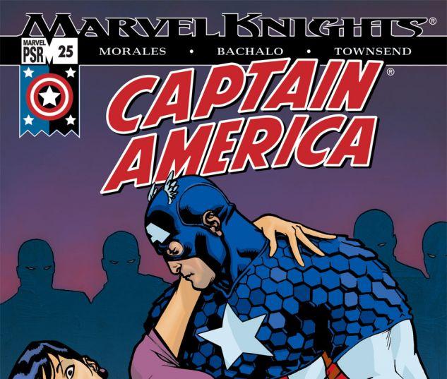 Captain America (2002) #25