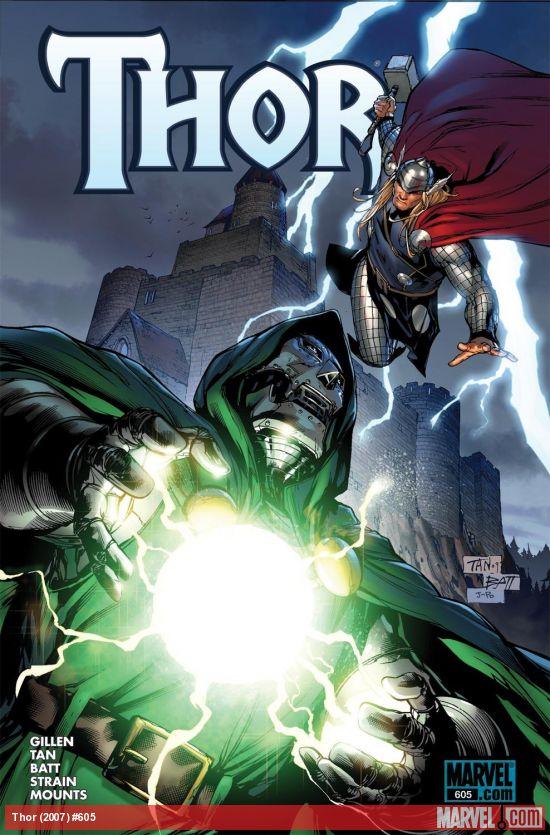 Thor (2007) #605