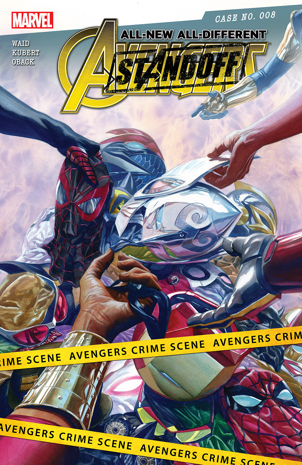All-New, All-Different Avengers (2015) #8