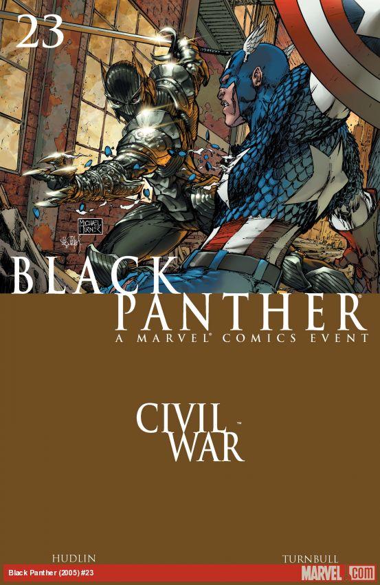 Black Panther (2005) #23