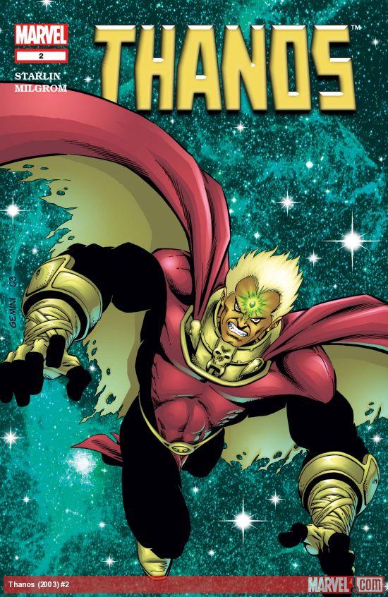 Thanos (2003) #2