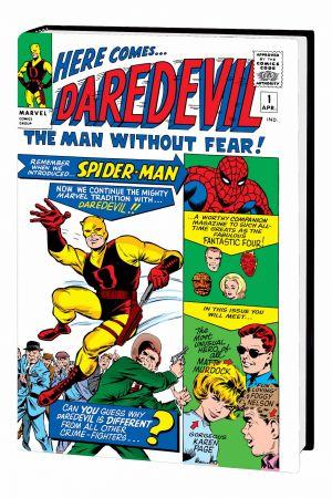 DAREDEVIL OMNIBUS VOL. 1 HC KIRBY COVER (Hardcover)