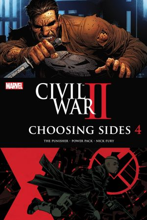 Civil War II: Choosing Sides #4