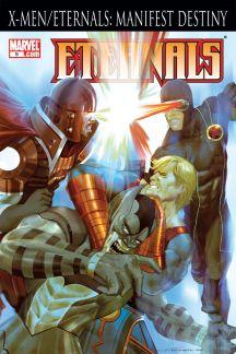 Eternals: Manifest Destiny #9