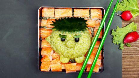 Cute Marvel Bento | Marvel Tsum Tsum