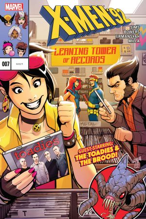 X-Men '92 #7