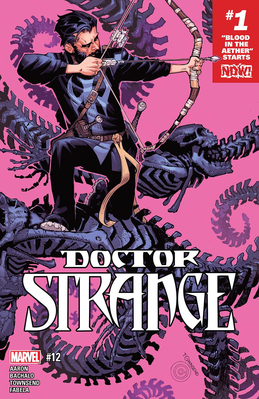 Doctor Strange (2015) #12