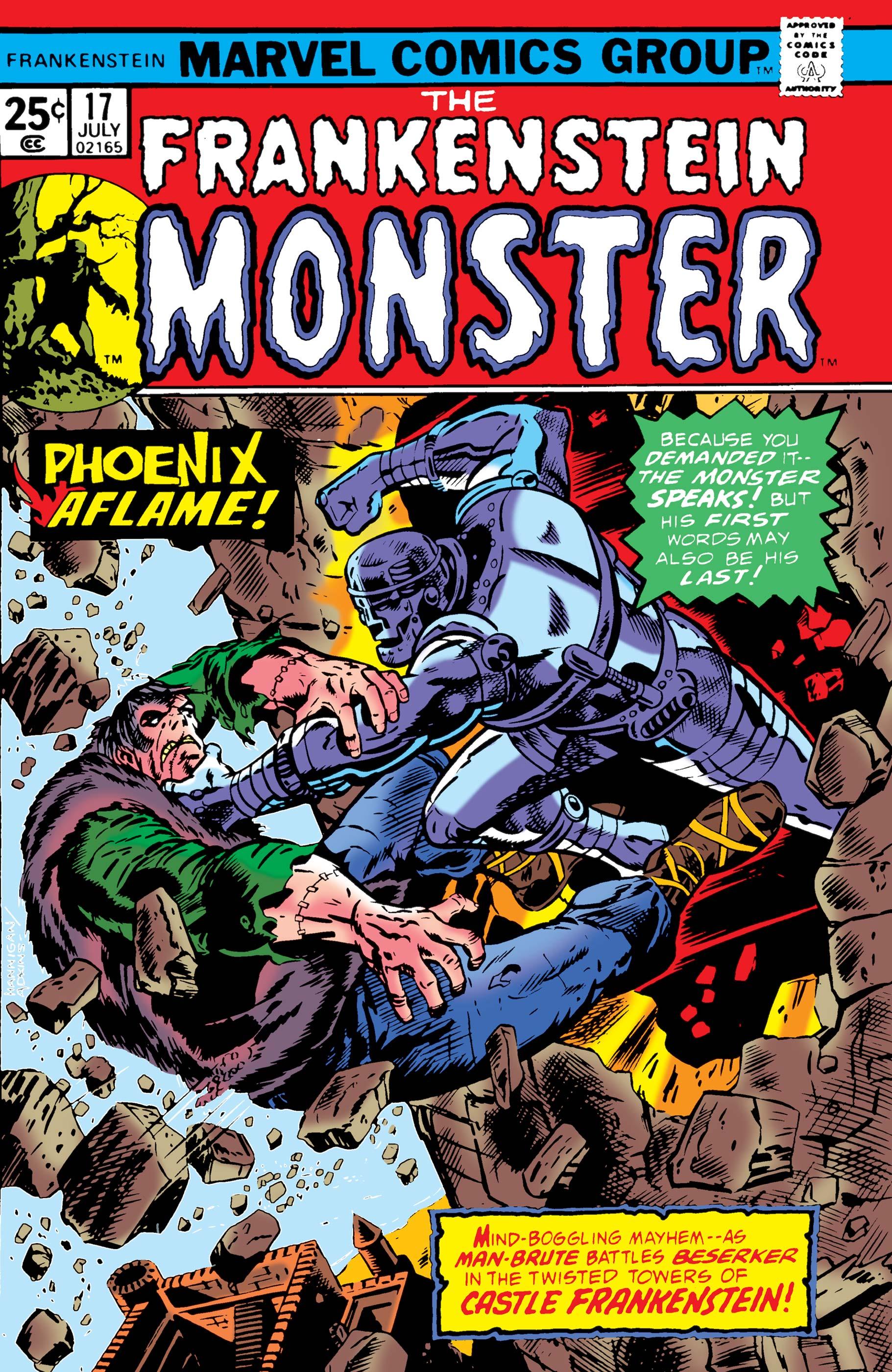 Frankenstein (1973) #17