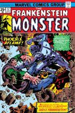 Frankenstein (1973) #17 cover