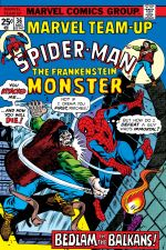 Marvel Team-Up (1972) #36 cover