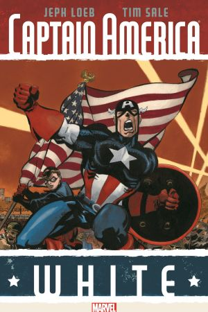 Captain America: White (Trade Paperback)