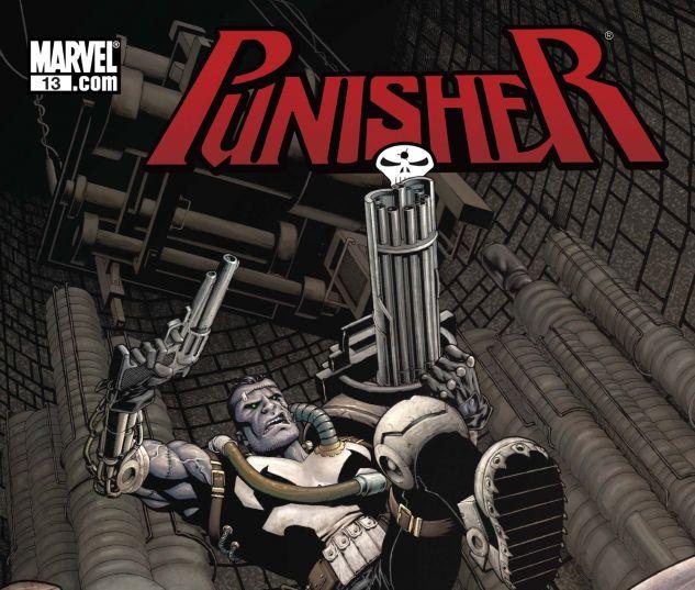 PUNISHER (2008) #13