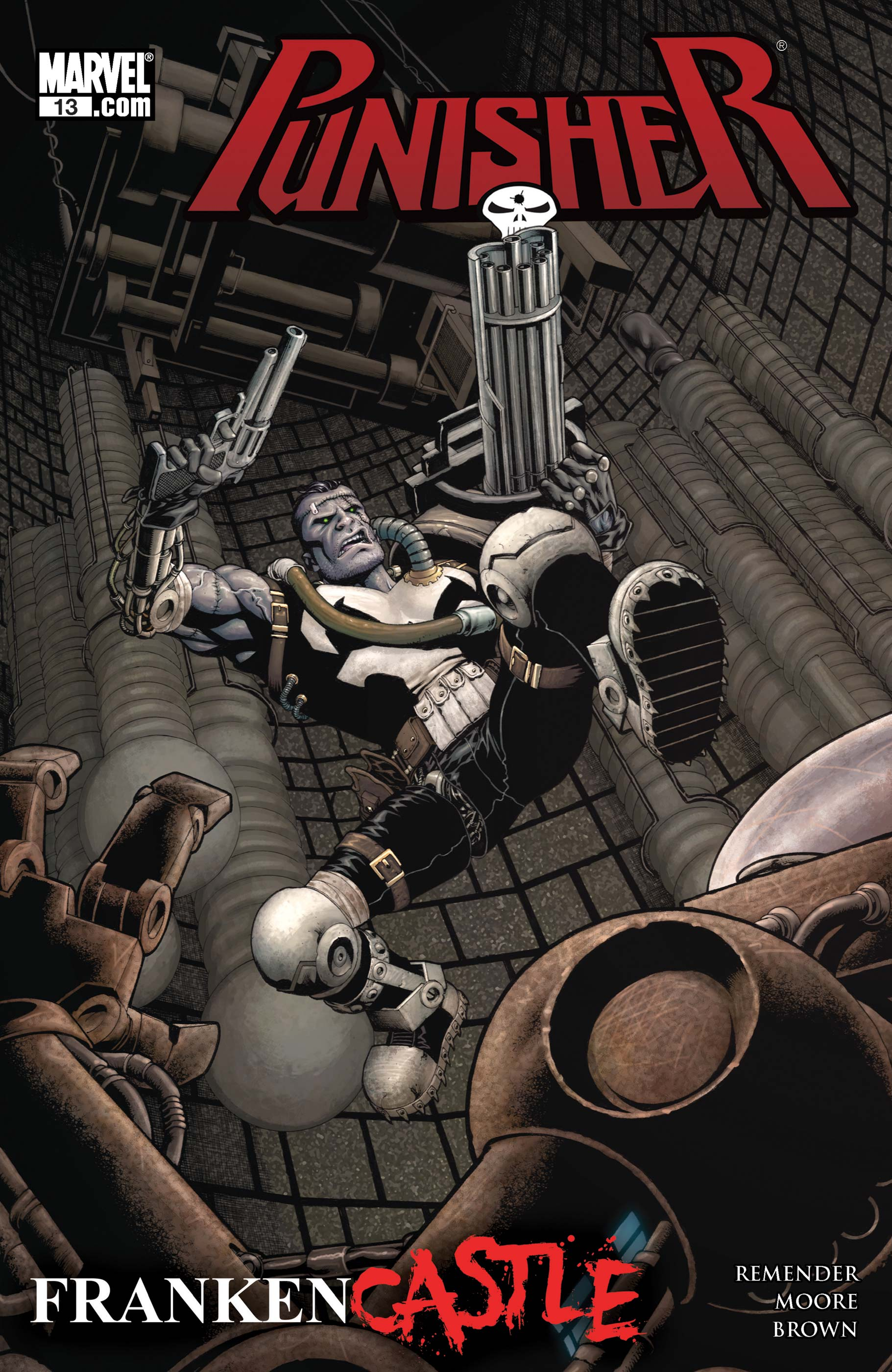 Punisher (2009) #13