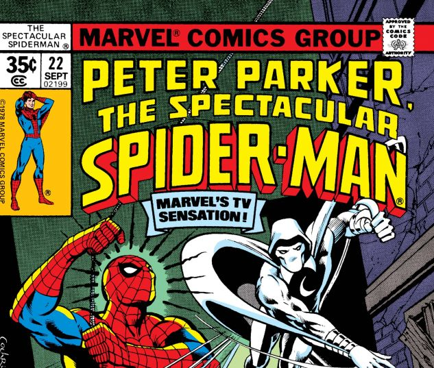 Peter Parker, the Spectacular Spider-Man (1976) #22