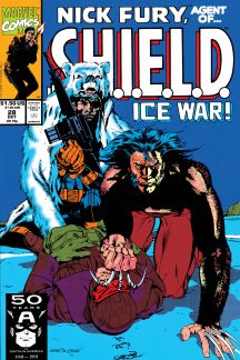 Nick Fury, Agent of S.H.I.E.L.D. (1989) #28