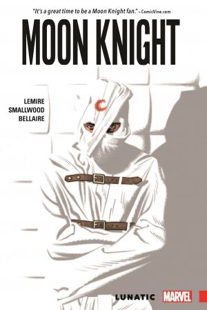 Moon Knight Vol. 1: Lunatic (Trade Paperback)
