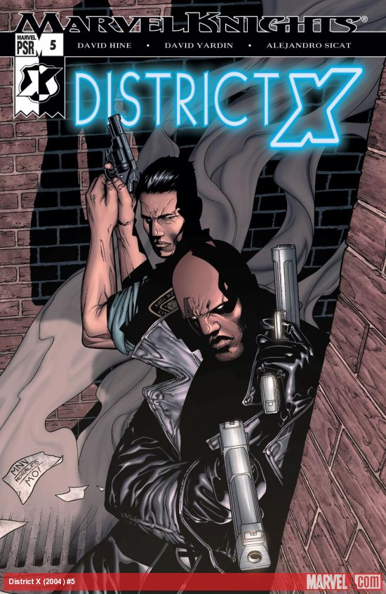 District X (2004) #5