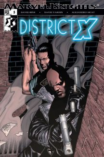 District X (2004) #5