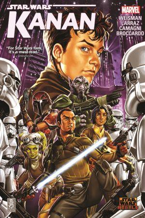 Star Wars: Kanan Omnibus  (Hardcover)