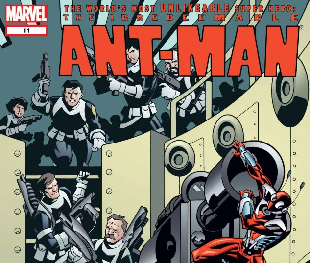 Irredeemable Ant-Man (2006) #11