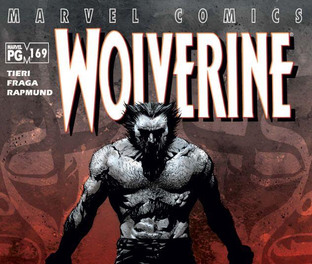 WOLVERINE (1988) #169
