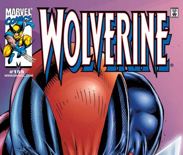 Wolverine (1988) #155