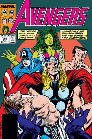 Avengers #308