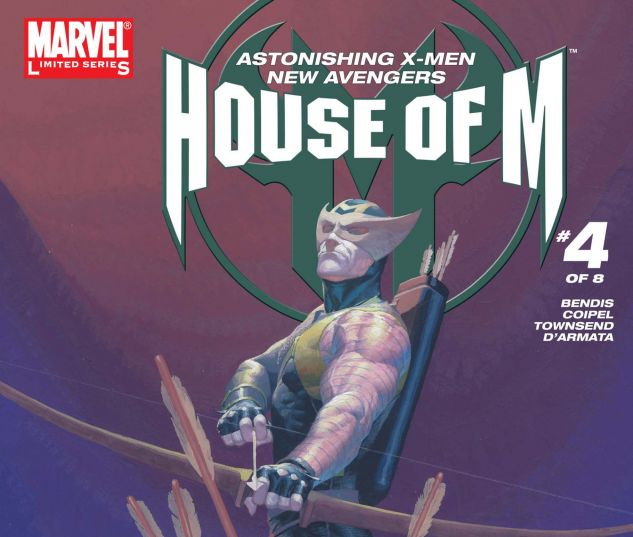 House of M (2005) #4