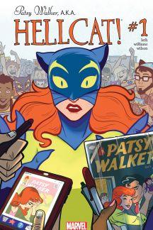 Patsy Walker, A.K.A. Hellcat! (2015) #1