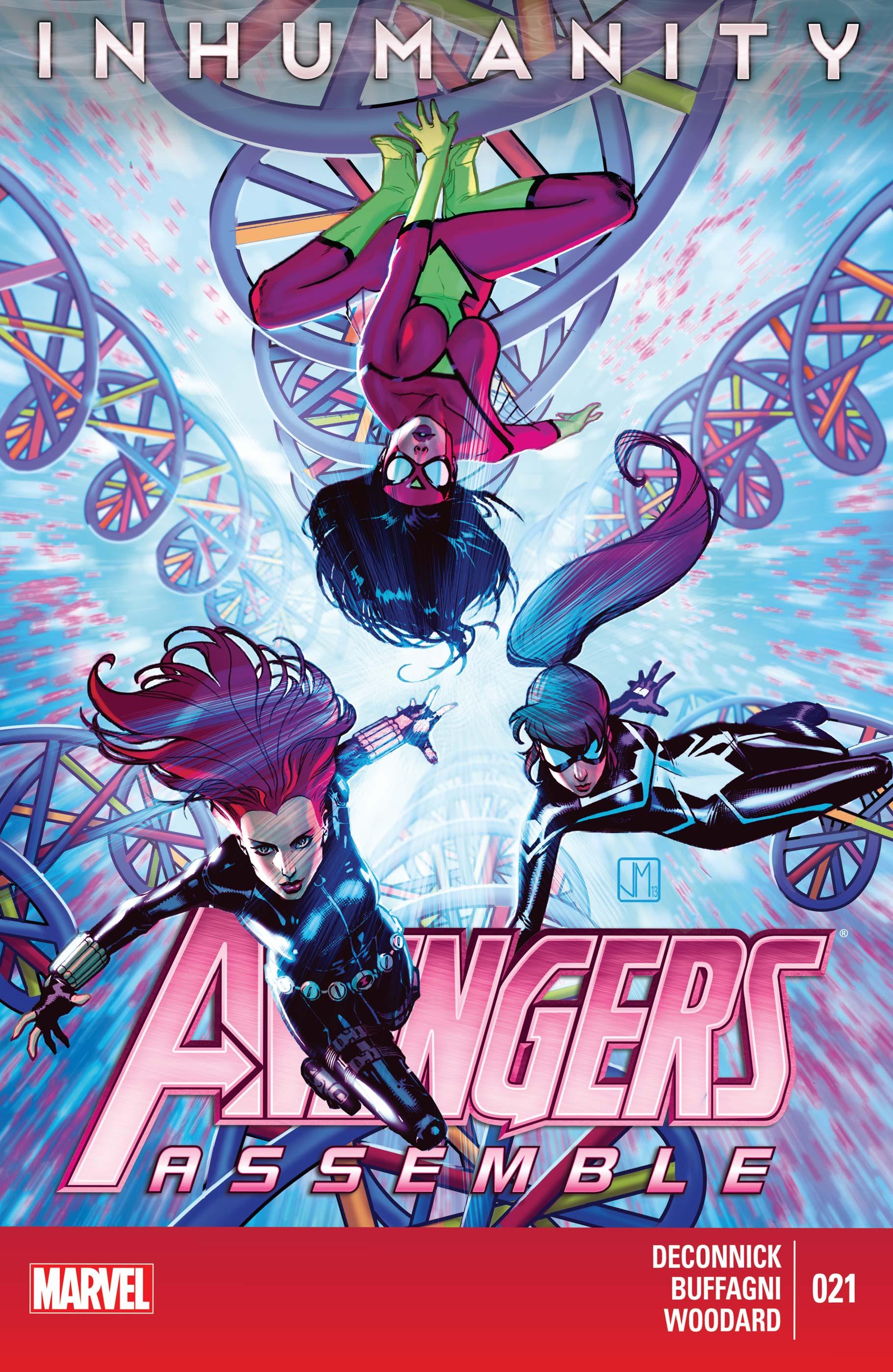 Avengers Assemble (2012) #21