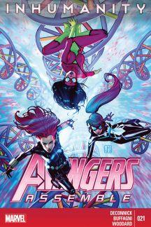 Avengers Assemble #21