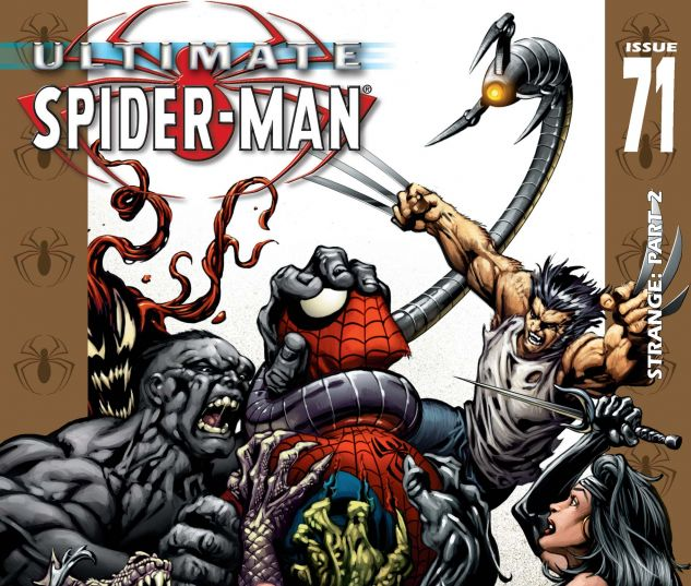 ULTIMATE SPIDER-MAN (2000) #71