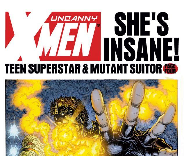 Uncanny X-Men (1963) #397