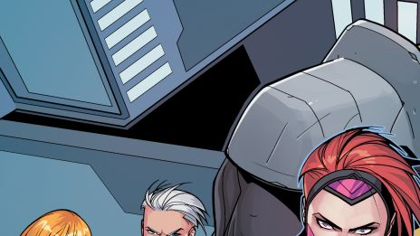 New Inhumans Designs on Marvel Quickdraw!