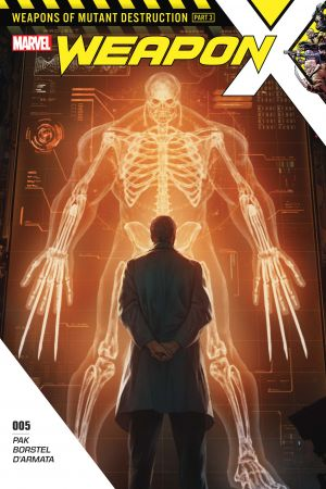 Weapon X (2017) #5