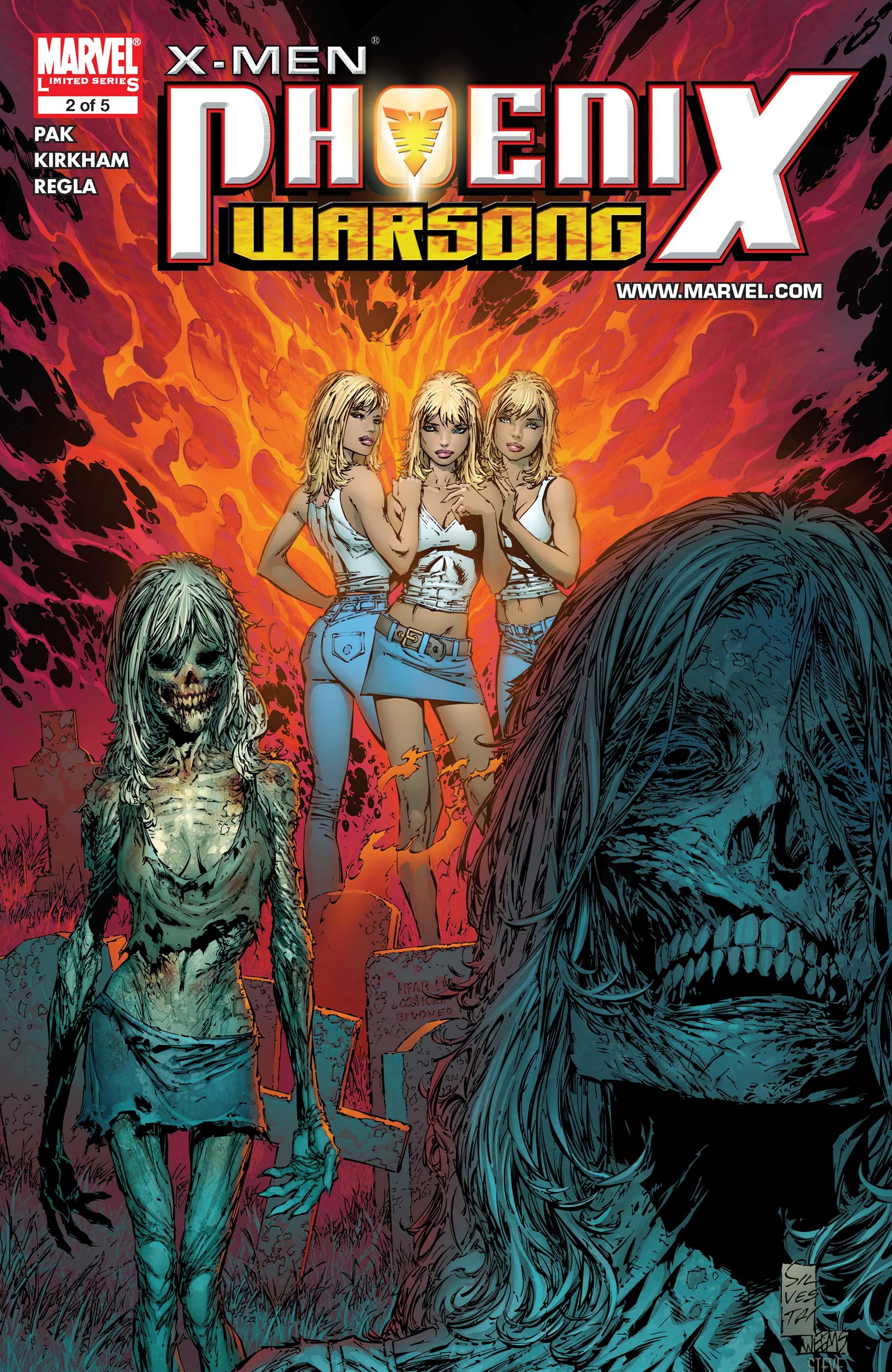 X-Men: Phoenix - Warsong (2006) #2