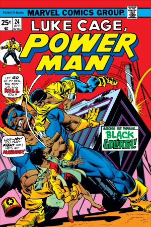 Power Man (1974) #24