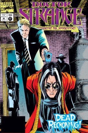 Doctor Strange, Sorcerer Supreme (1988) #77